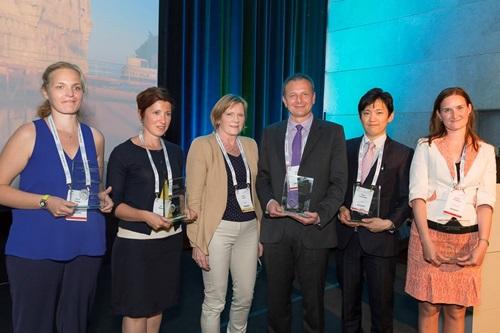 2015年ESHRE(ヨーロッパ生殖学会)でAWARDを受賞しました